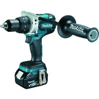 Perceuse-Visseuse Makita 18V Li-Ion 4 Ah Ø 13 mm