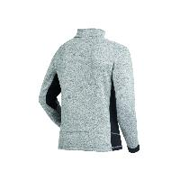 Pull polaire PATRICK Gris Taille 2XL